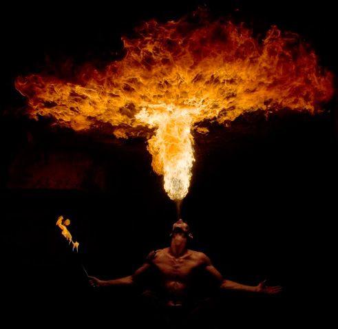 fuego-verbal