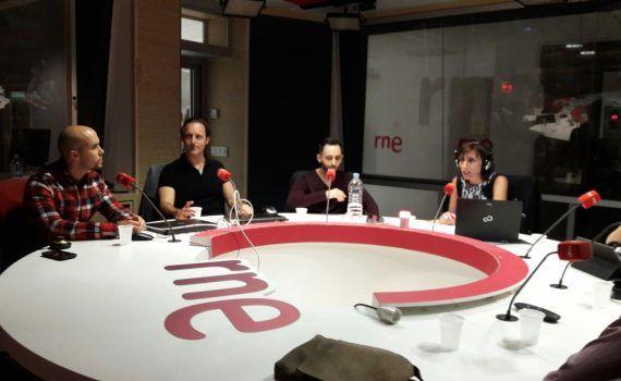 Seducción Práctica entrevista en Radio Nacional España RNE